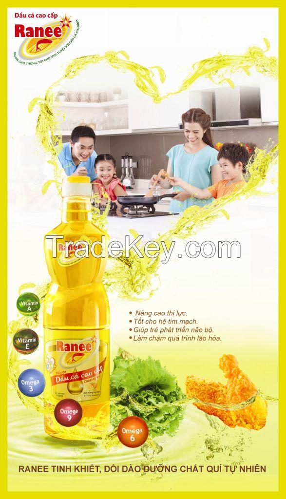 Premium fish oil