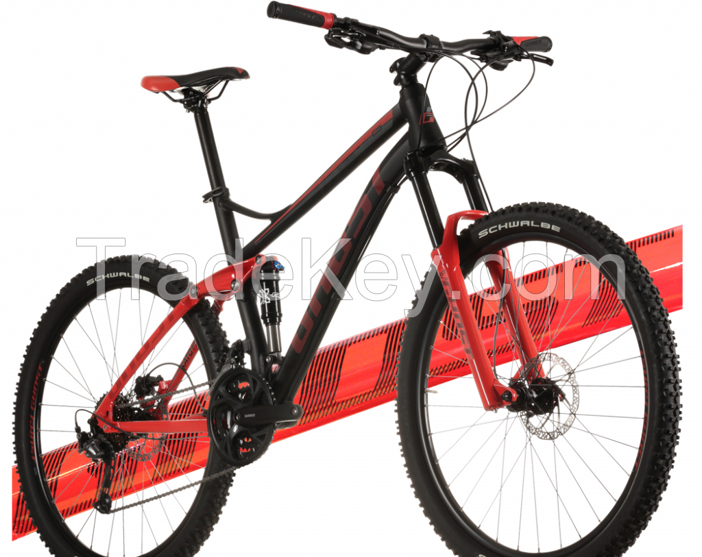 Electric Bicycle - GHOST KATO FS2