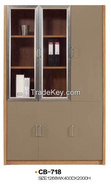 office filing cabinet/melamine filing cabinet CB-718