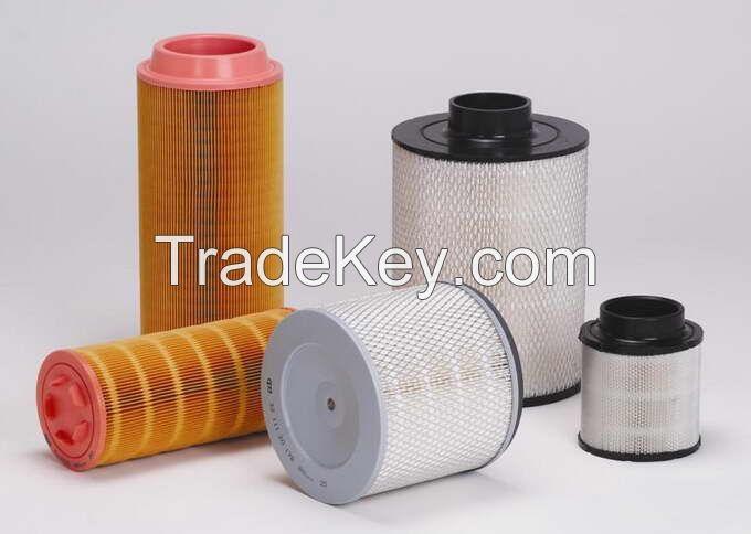 Air Filter / Air Compressor Filter / Atlas Copco Filter / Compair Filter / Gardner Denver / Boge Filter / Kobelco