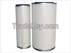 Donaldson Air Filter / Donaldson Fire Resistant Air Filter P191280 P191281 / P555570 / X006245 / P821938 / P772545 / P601909