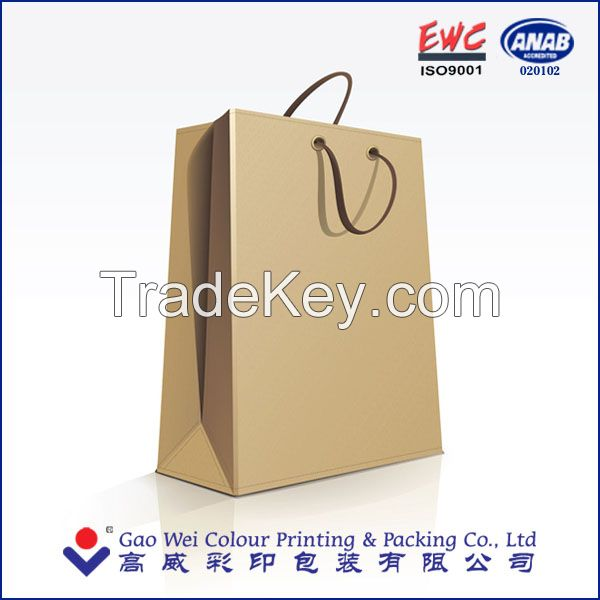 Promotional Printed Gift Paper Bags