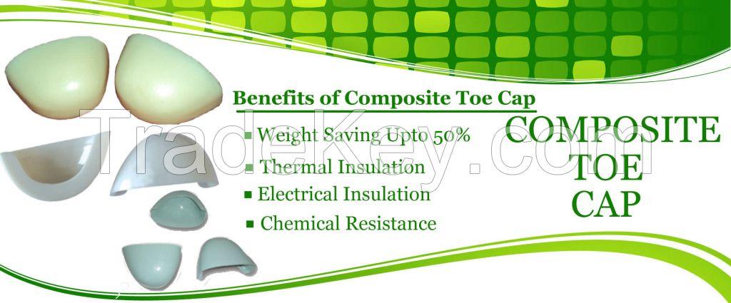 Composite toe cap