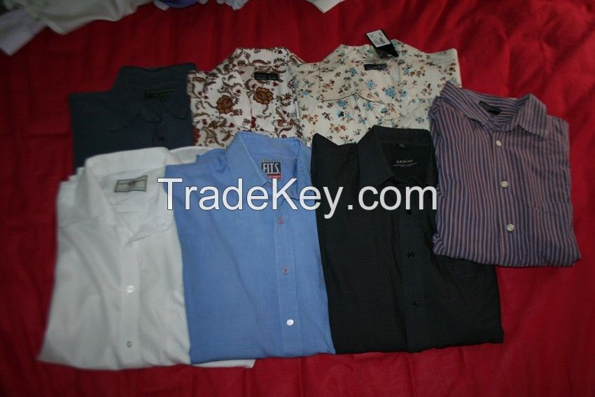 Long sleeve cotton shirts