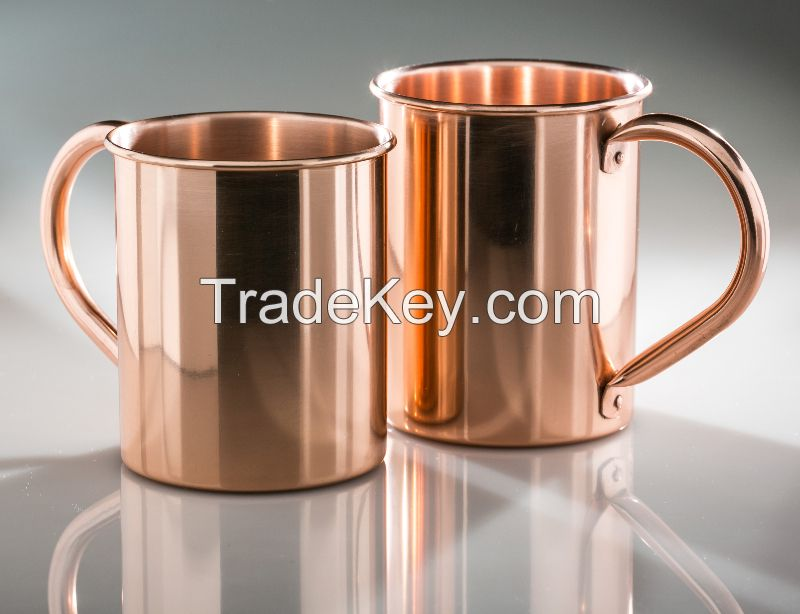 Moscow Mule Copper Mug 16 oz