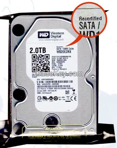 2TB WD Refurbished