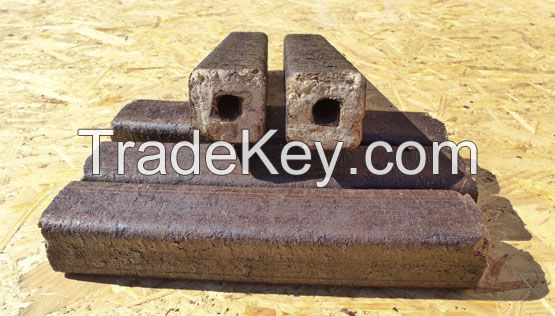 Wood briquettes Pini&Kay
