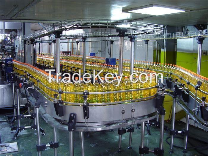 Refined sunflower oil, soybean oil,corn oil,palm oil,Rapeseed Oil , canola oil and vegetable oils for sale