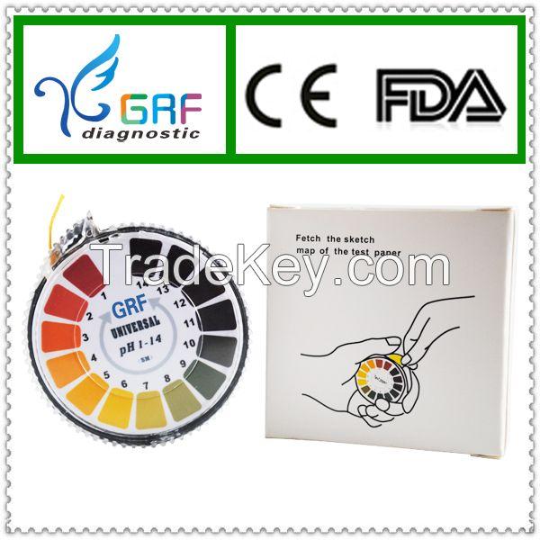 GRF high quality ph test strip