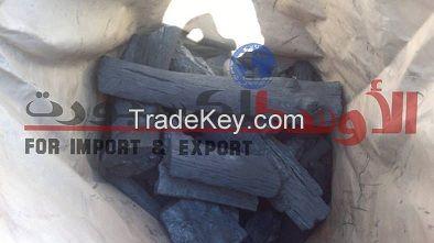 charcoal for shisha and BBQ