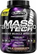 MuscleTech Mass Tech/ Muscletech Nitro Tech / Labrada Muscle Mass Gainer 12 lbs / Cellucore Super HD