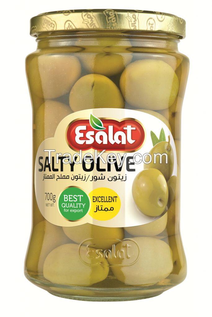 Salty Olives