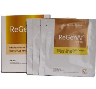 ReGenAf[Gold & EGF] Hydro-Gel Mask (4 sheets/Box)