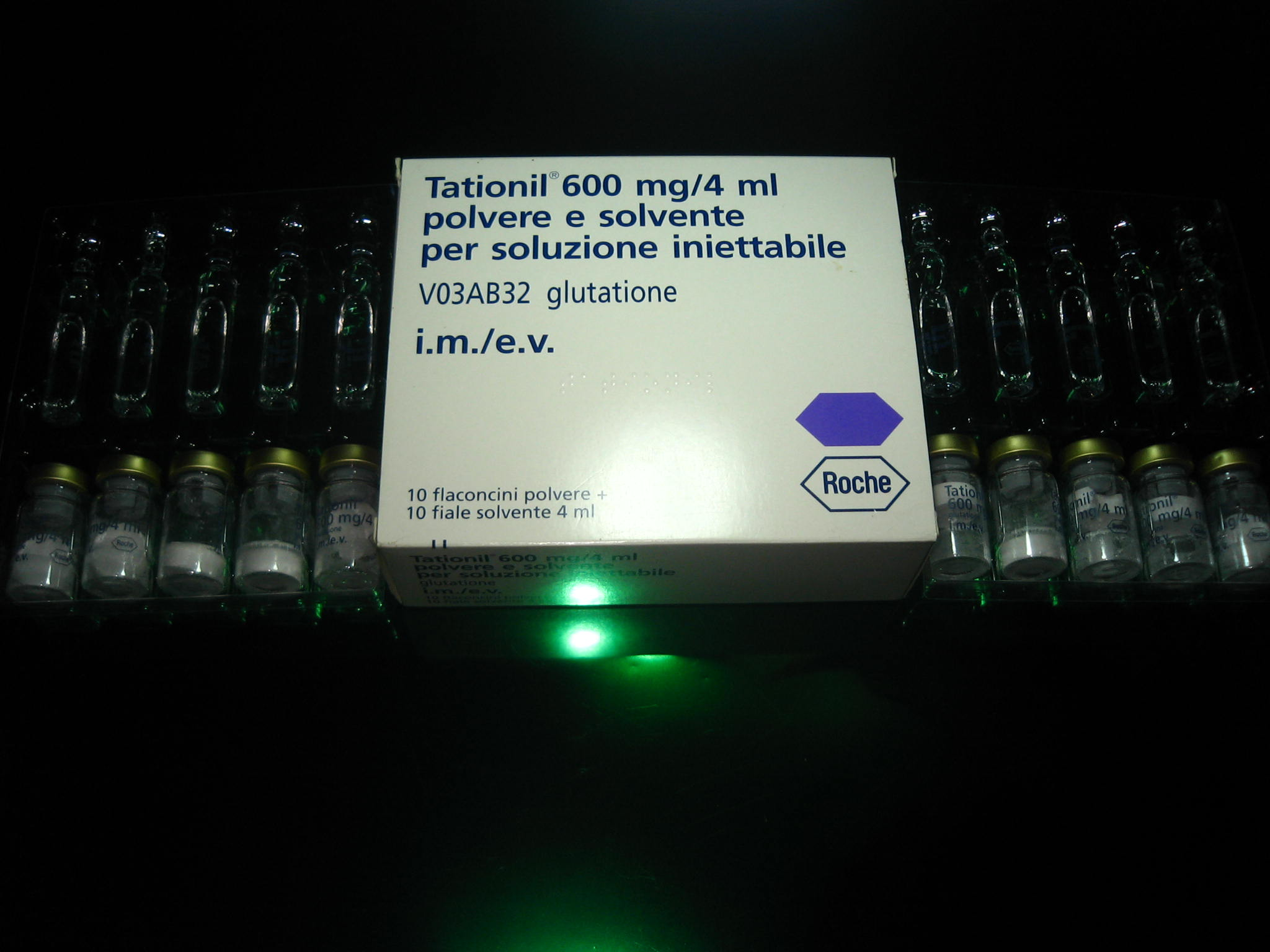 Tationil Injectible Glutathione