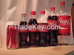Coca Soft Drink 390ml Bottle Cola