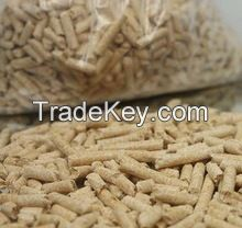 WOOD PELLET/WOOD BRIQUETTE /FIRE WOOD AND WOOD PALLET