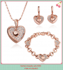 Heart Shaped jewelry s...