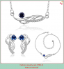 Alloy Jewelry Sets Nec...