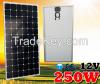 260W Sunpower Solar Panel