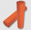 Spiral plastic pipes