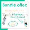 Vivi Nova E-liquid Bundle