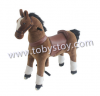 mechanical ride on horse toy, riding horse toy Pony Cycle with wheels
