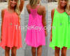 Summer fashion dress