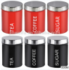 3 Pieces Canister Set