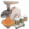 Electric meat-mincer A...