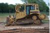 used bulldozer  D6R