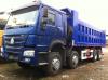 HOWO 8X4  dump truck (...