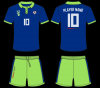 Sublimation and Cut & Sew Soccer Uniforms