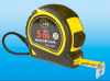 Steel Tape Measure With Rubber Grip