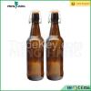 500ml amber glass wine...