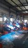 welding robot steel fence