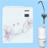 Double-faucet water purification machine