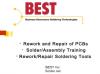 PCB Repair Tools and IPC Training