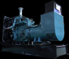 ultra high efficiency diesel generator