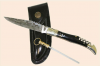 folding knife sheaths