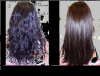natural keratin hair t...