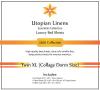 Utopian Linens Luxury ...