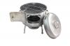 Portable mini bbq grill