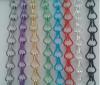 Alunimum chain curtain