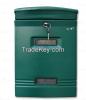 cast-iron mailbox