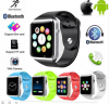 A1 Bluetooth Smart Watch Phone with SIM Card and TF Card Slot