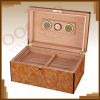 wooden humidor box in ...