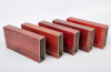 wood grain aluminum pr...