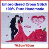 Embroidered Cross Stit...