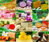 Natural handmade soap (Fruit soap , Flower soap and Herbal soap)