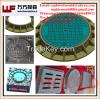 Manhole cover mould made in China/OEM Custom SMC/BMC compression manhole cover mold making/SMC mould
